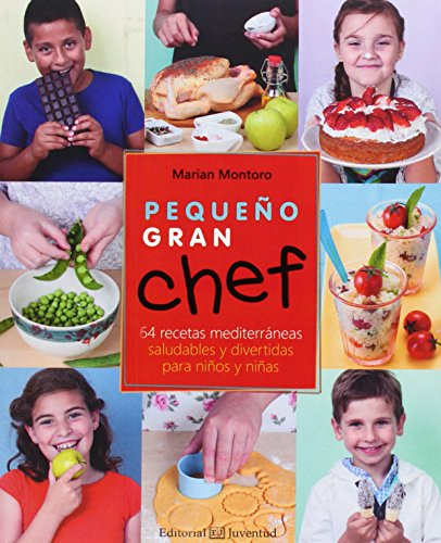 Peque O Gran Chef  Spanish Edition