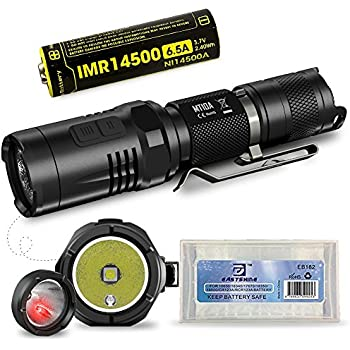 Amazon.com: Bundle:Nitecore MT10A Tactical Flashlight CREE ...