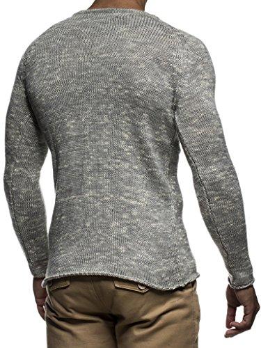 Nelson Sweater Grigio Nelson Nelson Leif Sweater Leif Grigio Leif qAPEa6