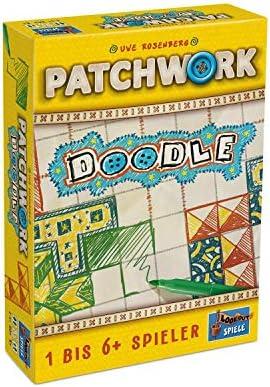 Lookout Games 22160107 - Juego de mesa (Patchwork) , color/modelo surtido: Amazon.es: Juguetes y juegos