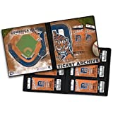 Seattle Mariners Ticket Album, Holds 96 Tickets