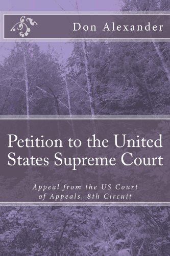 Petition to the United States Supreme Court