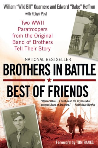 book report band of brothers Band of brothers to me is one of the greatest shows in  i was so moved by his leadership style and character that i bought his book  injury report | report.