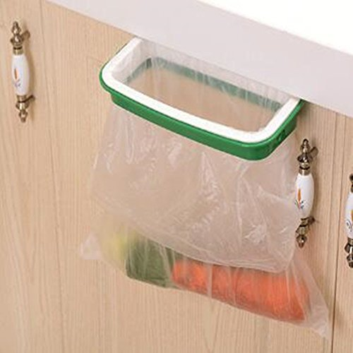 I Robot Movie Costume (Home Product New Kitchen Trash Rubbish Bag Hanging Holder Garbage Rack Cabinet Storage Hanger)