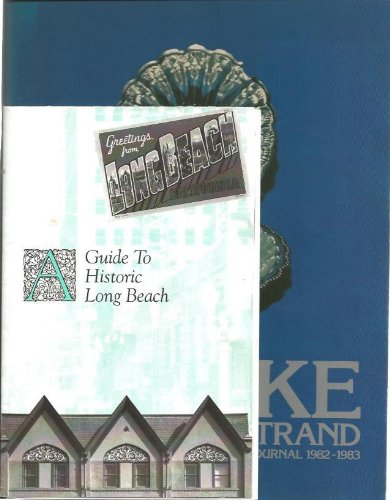 The Pike on the Silverstrand (Journal / Historical Society of Long - Beach The Pike Long