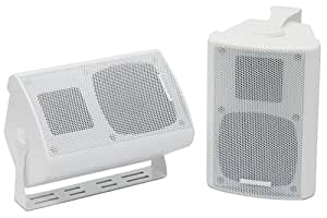 AudioSource LS400 Indoor/Outdoor Two-Way Speakers (Pair) (Discontinued by Manufacturer)