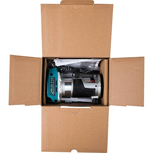 Makita XTR01Z 18V LXT Lithium-Ion Brushless Cordless Compact Router by Makita (Image #6)