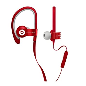 d78e6abe2f0 Beats Powerbeats 2 in-Ear Headphones (Red): Buy Beats Powerbeats 2 in-Ear  Headphones (Red) Online at Low Price in India - Amazon.in