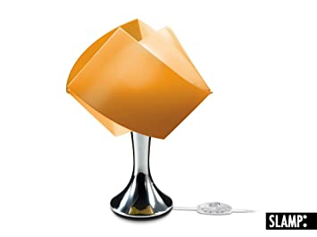 gemmy abat jour table lamp color orange - Abat Jour Color