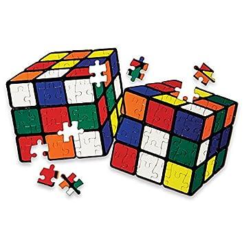 Paladone Cubo de Rubik Jigsaw Puzzle Dos Impossible Puzzles ...