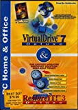 Software : VirtualDrive 7 Deluxe & RestoreIT! 3