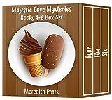 Majestic Cove Mysteries Books 4-6 Box Set