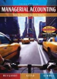 Managerial Accounting - Tools for Business Decision Making (Wie), Weygandt, Jerry J., 0471452912