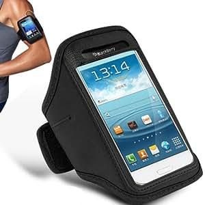 Motorola Moto T brazal ajustable Gimnasio Correr Correr Deporte cubierta de la caja por DMA (Red)