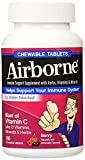 Airborne Berry Chewable Tablets (2 Pack (116 Count Each))