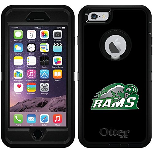 Sylvania High School design on Black OtterBox Defender Series Case for iPhone...