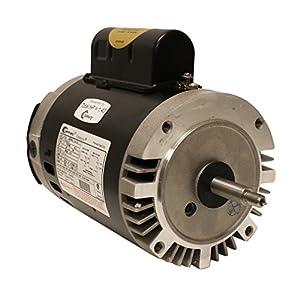 A O Smith B128 1 Hp 3450 Rpm 1 Speed 230 115 Volts 7