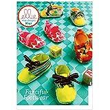 Kwik Sew Baby & Toddler Sewing Pattern 0141 Booties & Shoes