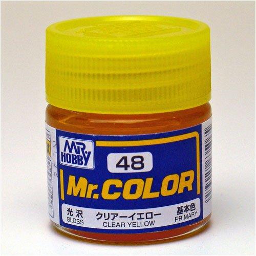 Mr.カラー C48 クリアーイエロー