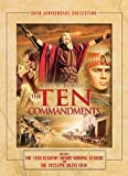 The Ten Commandments (Three-Disc 50th Anniversary Collection)