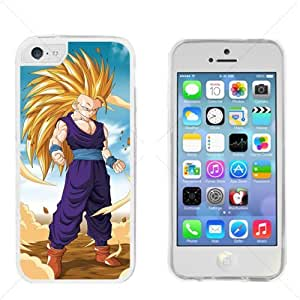 Dragon Ball Manga Comic Slim SON GOKU Apple iphone 4s Transparent Gel TPU Case Cover