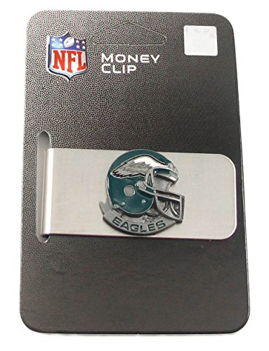Philadelphia Eagles Clip (Philadelphia Eagles Steel Money Clip)