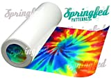 TIE-DYE PATTERN #1 HTV Heat Transfer Vinyl ROLL 12''x15' for Shirts