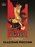 img - for Tosca in Full Score (Dover Music Scores) book / textbook / text book