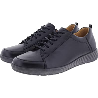best sneakers ce630 dc051 Ganter Sensitiv/Klara / Schwarz Leder/Weite: K/Kalbsleder ...