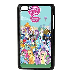ipod touch 4 phone cases Black My Little Pony cell phone cases Beautiful gifts YWTS0414998
