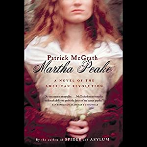 Martha Peake Audiobook