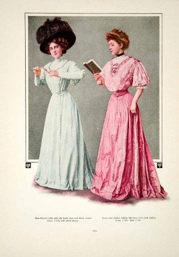 1908 dress - 5