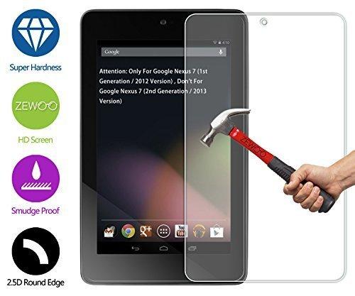 4 opinioni per ZeWoo Pellicola Protettiva in Vetro Temperato per Asus Google Nexus 7 (7