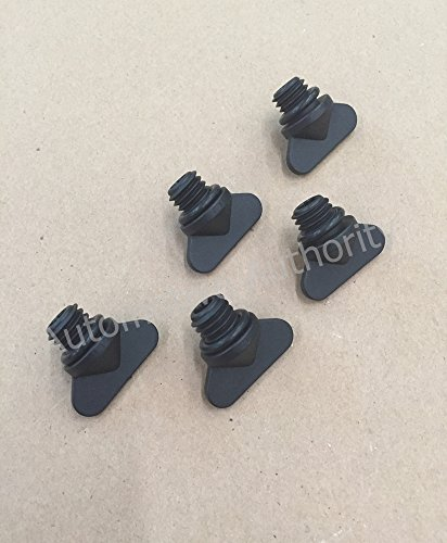 Automotive Authority LLC Mercruiser Manifold Engine Block Drain Plug Kit (Pack of 5) 22-806608A02 & ()