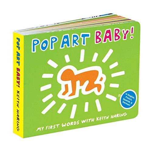 Pop Art Baby - Keith Haring Pop Art