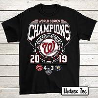 Washington-Nationals-Baseball World Series-Champions-2019 shirt