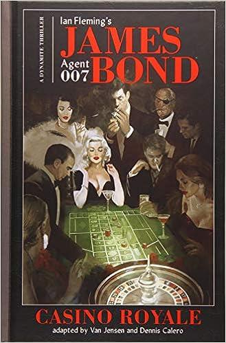 Ian Fleming Casino Royale Book