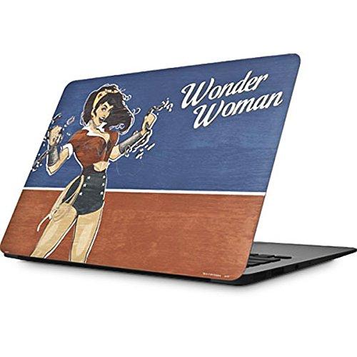 Price comparison product image DC Comics Bombshells MacBook Air 13.3 (2010/2013) Skin - Wonder Woman Vinyl Decal Skin For Your MacBook Air 13.3 (2010/2013)