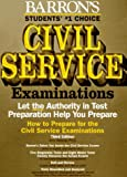 How to Prepare for Civil Service Examinations, Jerry Bobrow, 0812014405