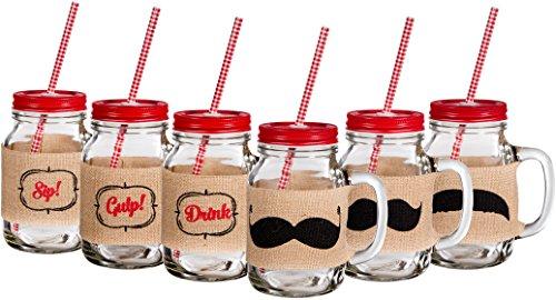 6 cup mason jar - 7