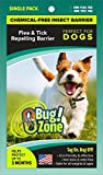 0Bug!Zone Flea and Tick Barrier Tag for