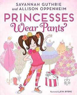 Book Cover: Princesses Wear Pants