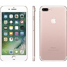 Apple iPhone 7 Plus 256 GB Unlocked, Rose Gold US Version