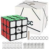 D-FantiX YJ MGC 3x3 Speed Cube Magnetic 3x3x3 Magic Cube Puzzle Toys