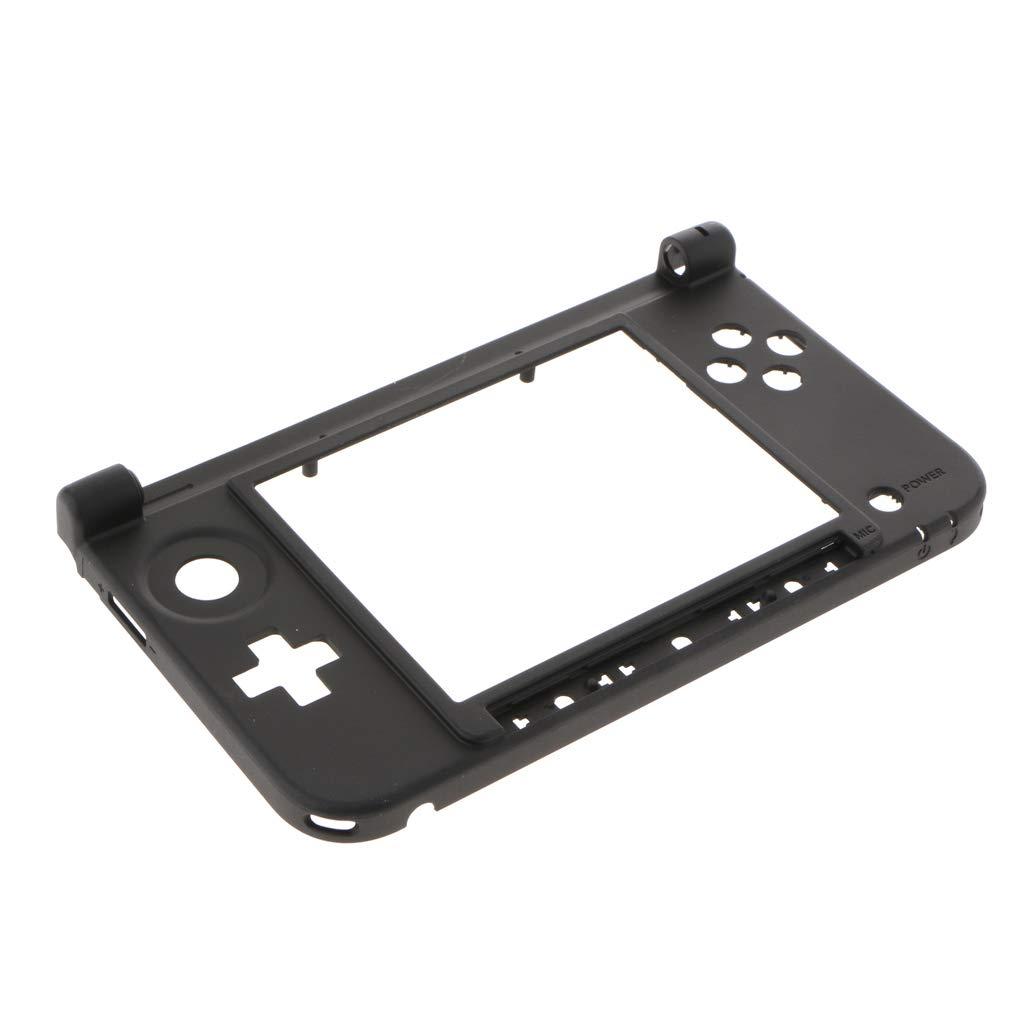 perfk Cubierta de Caja de Carcasa de Reemplazo Adecuado para Nintendo 3DS XL LL.
