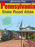 American Map Pennsylvania State Road Atlas