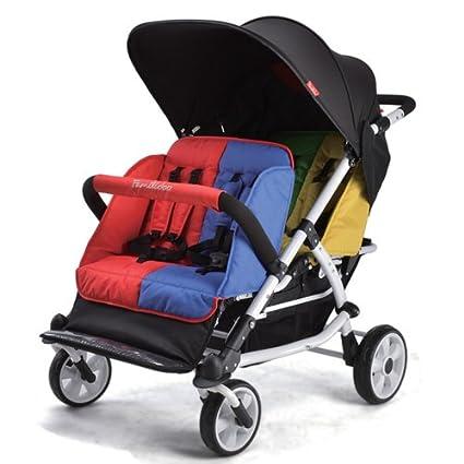 familidoo ligero cochecito - 4 plazas: Amazon.es: Bebé