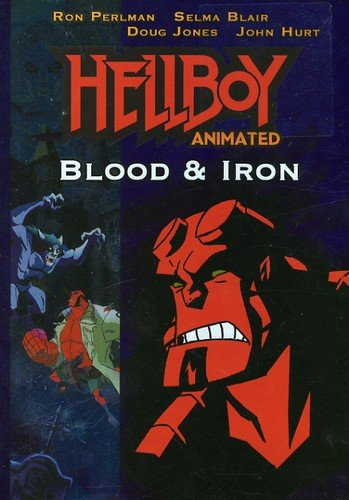 Hellboy: Blood and Iron (Animated) (Devil Films Dvds)