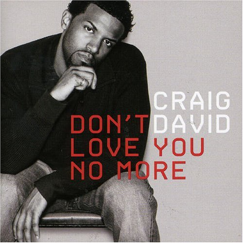 Craig David - Album inconnu (05/07/2012 20:06:00) - Zortam Music