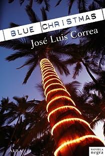 Blue Christmas par Correa
